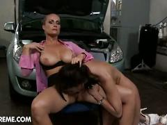 big tits, blonde, brunette, lesbian, toys, big boobs, big natural tits, black hair, busty, dildo, eating pussy, fingering pussy, licking pussy