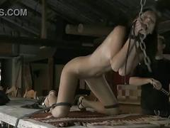 Anal fucking bliss and painful punishment