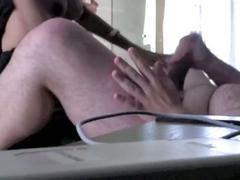Massage then happy ending