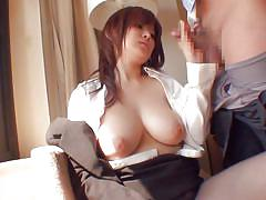 Nippon milf with big soft boobs