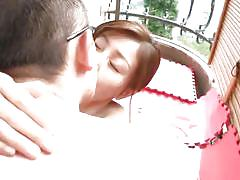 milf, japanese, asian, outdoor, blowjob, kissing, pussy licking, brunette, missionary, outdoor jp, all japanese pass, chihiro akino, chihiro akino, outdoor jp, idol bucks