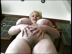 Saggy russian mature
