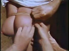Vintage bondage tutelage
