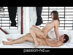 Passion-hd natural busty fashion model sex