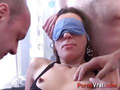 Beurette sodo anal double penetration !!! french amateur