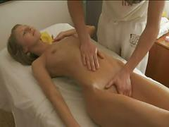babes, blondes, cumshots, facials, massage