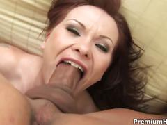 Amazing oral workout katja kassin