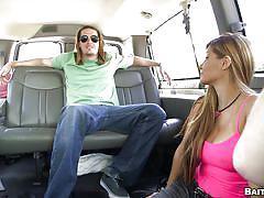 milf, money talks, big boobs, twink, from behind, car sex, anal sex, gay sex, bait bus, bait bus