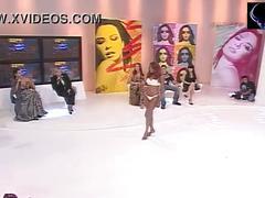 Desfile de lingerie