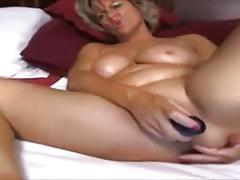 Great milf, hard mastubation