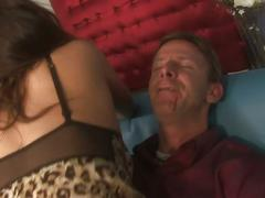 Tiffany taylor fucked hard by an older guy