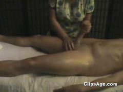 Indian desi relaxing slowmotion dick massage video...