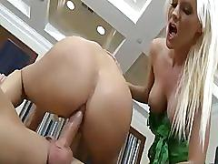 Holly halston & brandi edwards-milfs destroying the poor guy