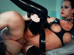 The sex slave.