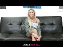 Jessa rhodes riding a cock at casting