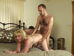 Pornhub member fucks my ass and pussy bareback