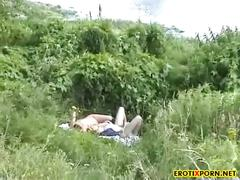 Horny couple caught on hidden camera - www.erotixporn.net