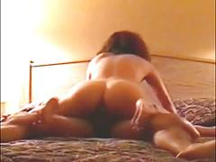 Milf fucked on hidden camera