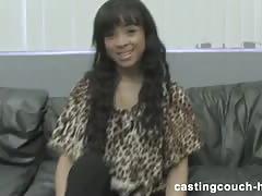 Castingcouch-hd. - stunning black slut briana