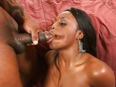 Jada hot black pussy pounded