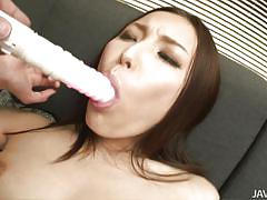 japanese, asian, masturbation, moaning, hairy pussy, dildo fuck, long sexy legs, vaginal insertion, shiofuky, jav hd, nozomi mashiro, nozomi mashiro, shiofuky, jav bucks