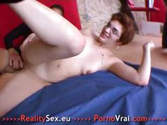 Tiffany doll fuck with a machine !!! french amateur