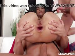 Pissing, drinking, plastered on dp. pussy only like dp optional. creampiee, swallow and gapes gio017