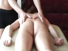 Erotic massage (female orgasm)