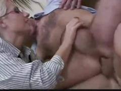 hairy, sex toys, threesomes, in office, in the office, kinky, kinky threesome, office, office threesome, threesome