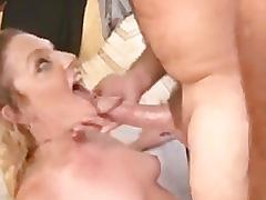 Teen fucks her best friend's dad
