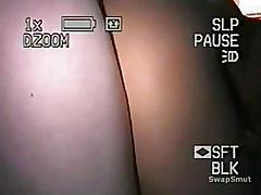 Sexy black woman fucked hard by her bf's huge cock on homemade sex tape