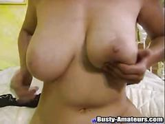 Hot chick serena is in the horny masturbation