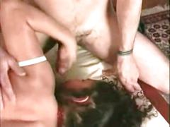Horny chick gets fucked by two guys all holes tinyurl.com/99dates