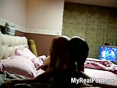 Korean wife didn 039 t want to fuck at first