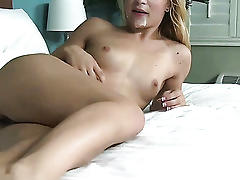 Amateur girlfriend make up fuck!