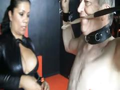 femdom, matures, spanking