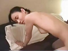 Asian wife filmed