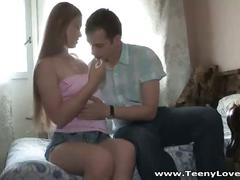 Teeny lovers - teens fuck all day long