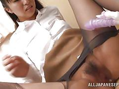 asian, masturbation, cream pie, censored, cum dripping, white shirt, cum on anus, o creampies, all japanese pass, mako higashio