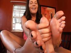foot fetish, latin