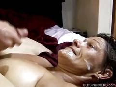 Slutty mature amateur ivee enjoys a hard fucking