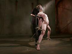 milf, sadism, bdsm, whipping, short hair, brunette, tied up, suffocation, executor, metal frame, sadistic rope, kink, alani pi