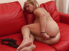 Experienced and with a need to climax