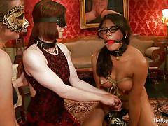 Teaching hot sluts new tricks