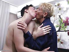 blonde, threesome, lesbians, mature, rimjob, kissing, short hair, pussy licking, brunette, old and young, old and young lesbians, mature nl, philicia, alexia m., rachella