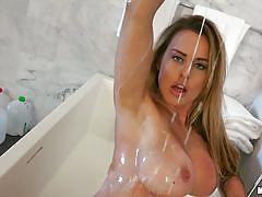 Girl with big ass gets banged