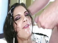 Sloppy cumshots & facials compilation