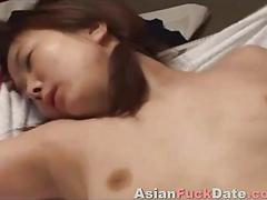 Hairy asian bitch