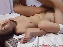 Hairy asian bitch