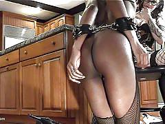 Black sex slave